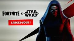 PlayStation Leaks Kylo Ren Zorii Bliss Fortnite Star Wars