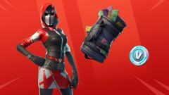 Fortnite Battle Royale Starter Pack Has the Best Back Bling Ever