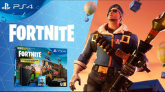 Fortnite PS4 hardware bundle has an exclusive Royale Bomber skin