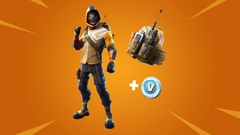 Summit Striker Starter Pack is now available in Fortnite Battle