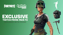 Fortnite Battle Royale Announce More Twitch Prime Skins