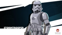 How to draw Stormtrooper