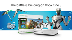 Upcoming Xbox One S Fortnite Battle Royale Bundle Includes Eon