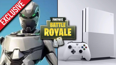 Exclusive Fortnite Eon cosmetic bundle could be coming to Xbox One