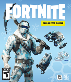 Fortnite Deep ze Bundle Coming to PS4 Xbox Switch With