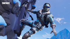 Image result for fortnite frostbite wallpapers