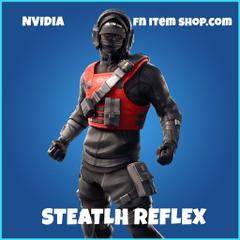 fortnite skin Stealth Reflex Nvidia rare skin
