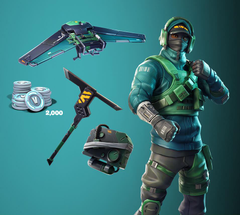 Fortnite Partners With NVIDIA Geforce and Release an Exclusive