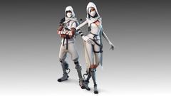Ninja Concept Art Skin FORTnITE