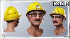 Fortnite Character Head Batch 06