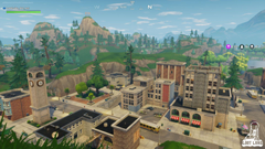 Tilted Towers 1