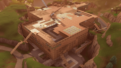 Tilted Towers reconstructed by the hungarian community