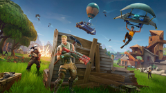 Fortnite Battle Royale will beat PUBG to consoles and be