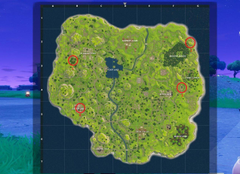 Fortnite Battle Royale Best Places to Land to Find Loot