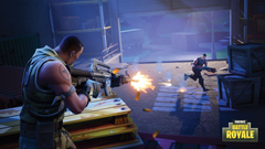 Fortnite Battle Royale Mode Coming September 26 to Xbox One