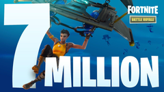 Fortnite Battle Royale Reaches Over 7 Million Players Duos and