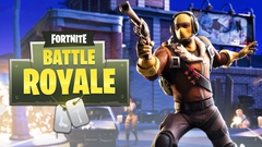 Install this extension and enjoy HD backgrounds of Fortnite Battle