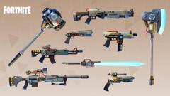Fortnite Update v 1 9 1 Brings Smoke Grenade Two New Leaderboards