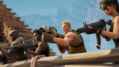 Fortnite Resolution Issue Is Affecting PS4 And Xbox One Blitz Mode
