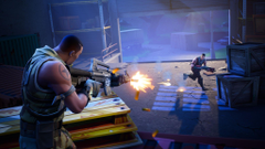 Fortnite Battle Royale is coming to phones and tablets soon