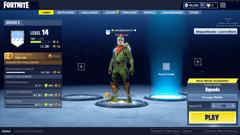 Selling Account Fortnite Account 65 000 V