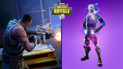 Reported Fortnite Galaxy Skin Potentially Included In a Future