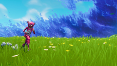 Using the replay feature for wallpapers FortNiteBR