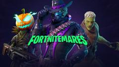 Epic Games disable Fortnitemares in Fortnite Battle Royale UPDATED