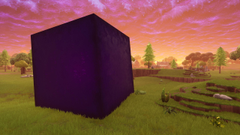 What s in Fortnite s mysterious purple cube
