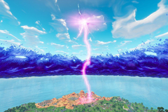 Fortnite lightning bolts What do they mean