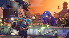 Fortnite Team Talks Save The World Release Valentine s