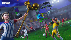 Fortnite marks World Cup with stadium and goal scoring challenges