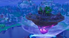 Cube Island Timeline