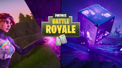 Leaked files claim Fortnite s Kevin the Cube is about to break apart