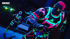 Kind of upset that we didn t get skins like this during the Neon