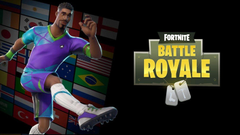 Fortnite World Cup Soccer Themed Skins will Feature Country Specific
