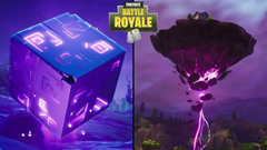 More changes coming to the Fortnite cube and Loot Lake s floating