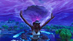 Fortnite Hunting Party hidden Battle Star location for week one