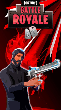 As requested by a friend here s John Wick FortNiteBR