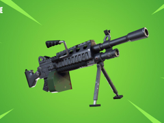 Fortnite update adds LMGs and fixes dick bullets