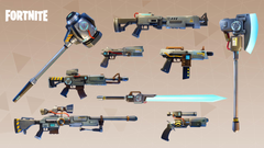 Another weapon removed from Fortnite Battle Royale game