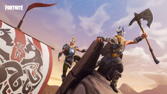 Fortnite Backgrounds Vikings Wallpapers and Stock Photos