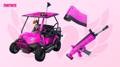 How to get the Cuddle Hearts Wrap in Fortnite
