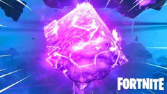 Fortnite New game files point to the return of Kevin the Cube