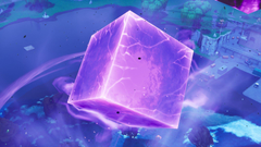 Can Epic please confirm if the Cube Event is able to be viewed in