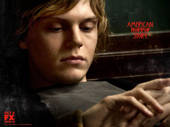 American Horror Story character Tate Langdon