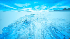 Fortnite Ice Storm Event Begins After The Ice King Breaks