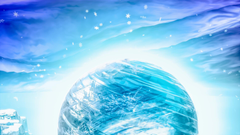 Leak The Ice King Is INSIDE The Ice Sphere L2pbomb