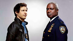 Capt Holt and Jake Peralta