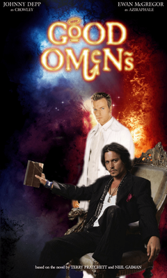 Good Omens with Neil Gaiman